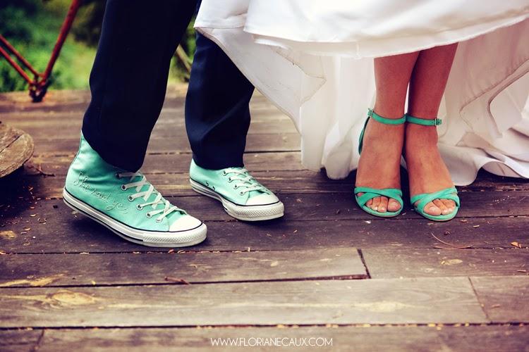 converse mariage