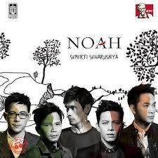 Konser Noah 25 Kota 2013