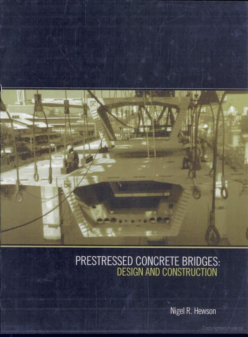 Book: Prestressed Concrete Bridges Design and Construction by Nigel R.Hewson