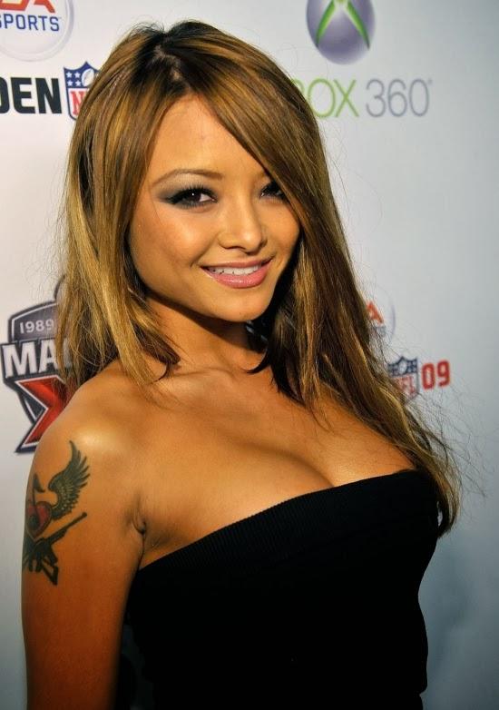 Tila Tequila Haircut Celebrity Magazine