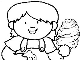 Valentine's Day Candy Coloring Pages
