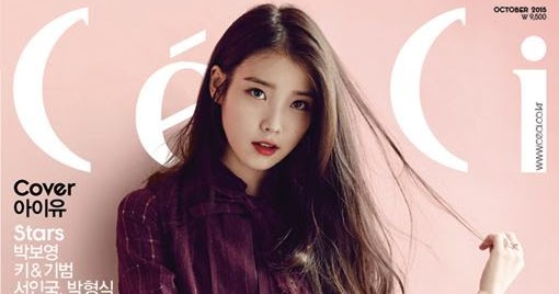 IU is a gorgeous Ceci girl