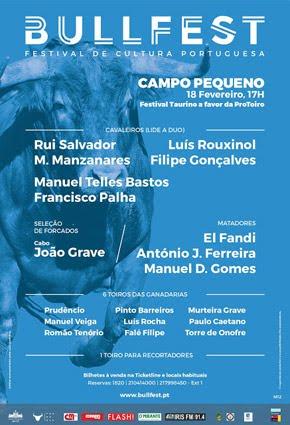 CAMPO PEQUENO (LISBOA) 18-02-2017