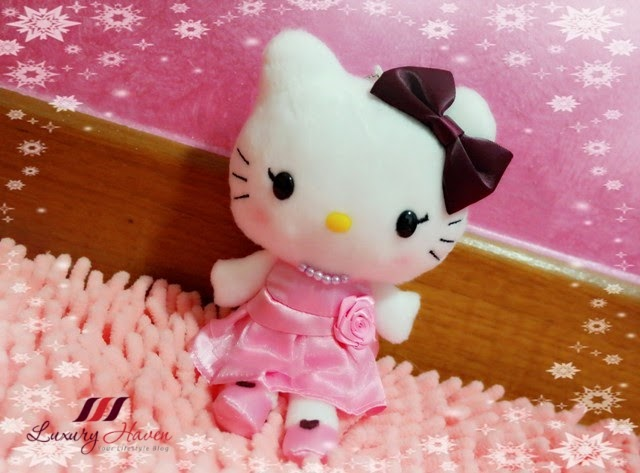 pretty hello kitty doll christmas giveaway