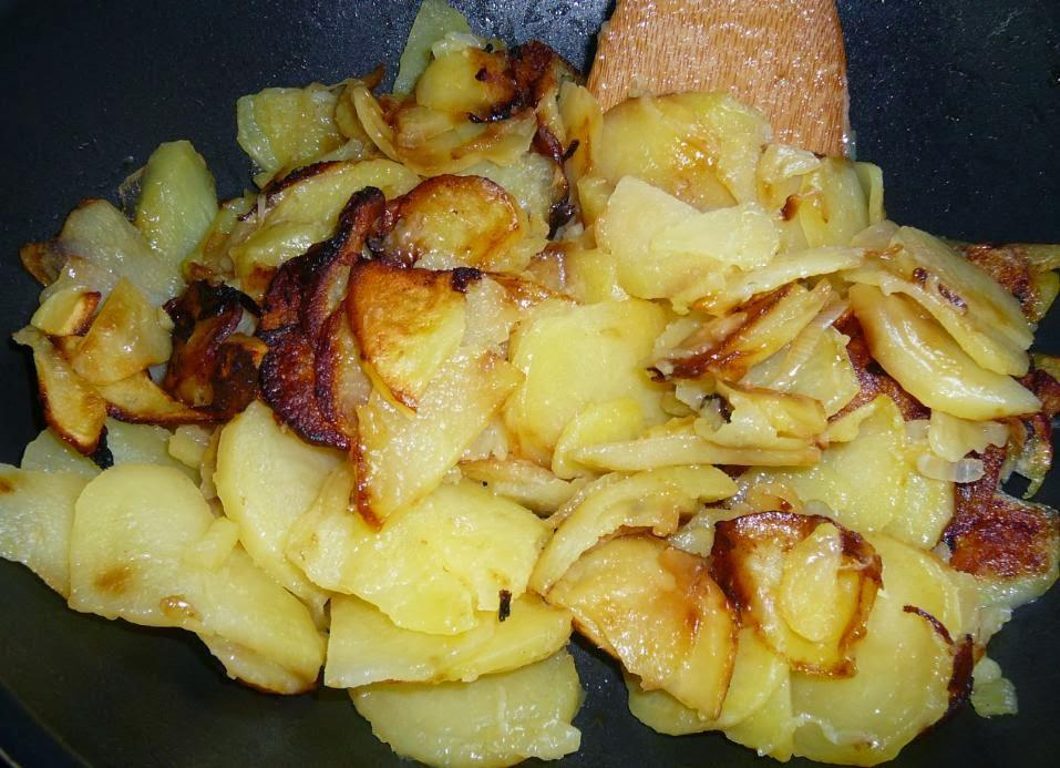 Safra de bri granatine de carne for Cocinar patatas a lo pobre