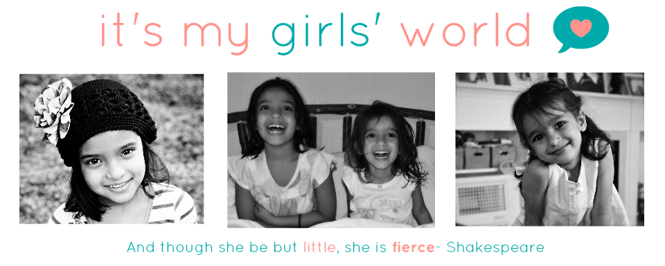 it's my girls' world