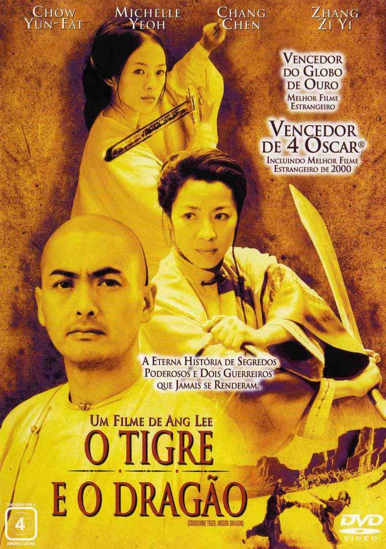 O Tigre e o Dragão Torrent - Blu-ray Rip 1080p Dual Áudio (2000)