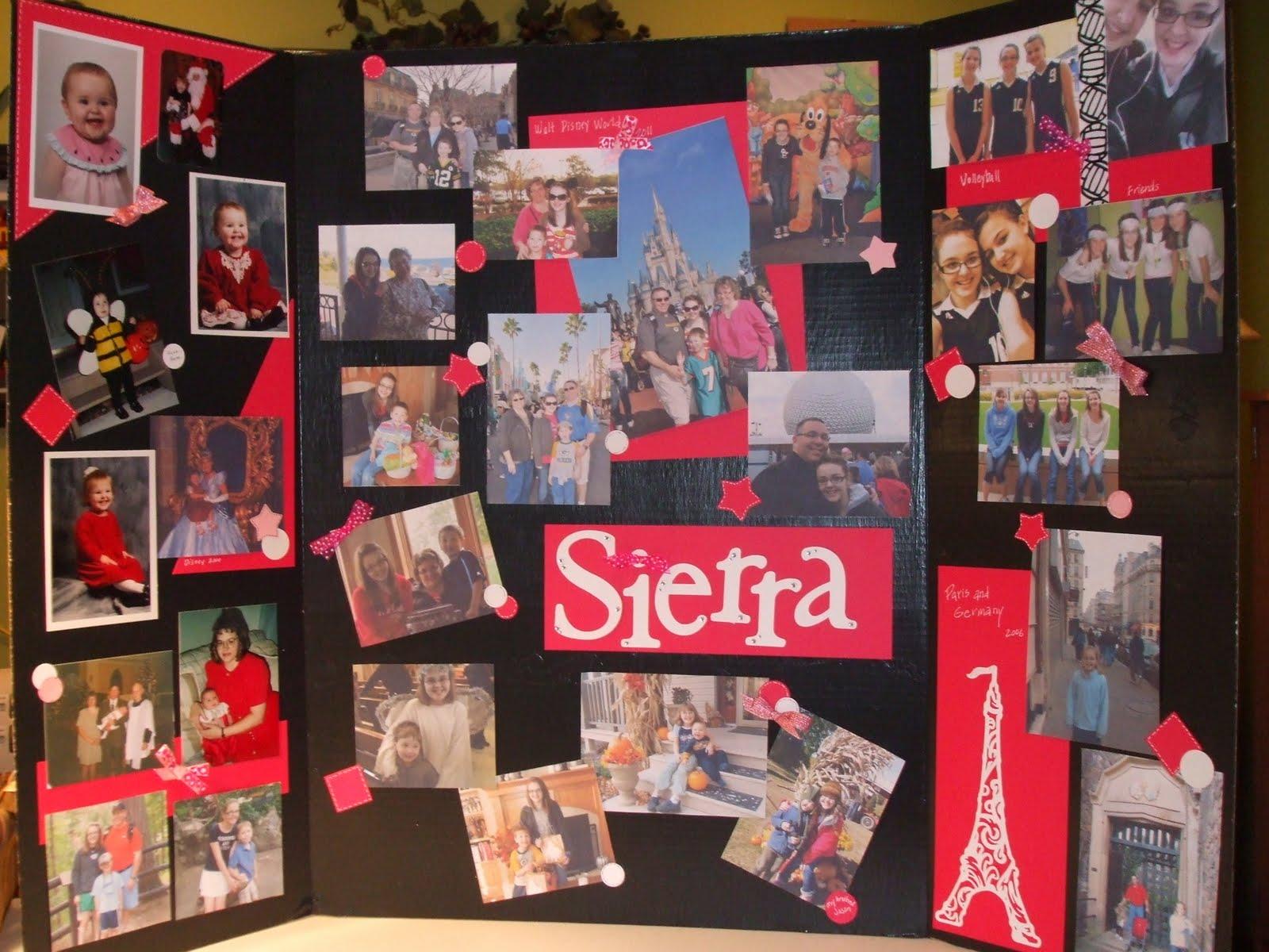 Raspberry and lime designs congratulations sierra for 8th grade graduation decoration ideas