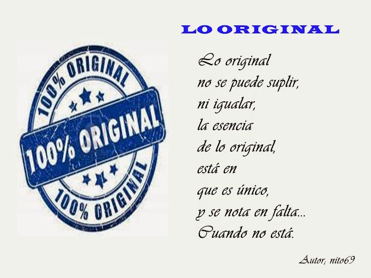 LO ORIGINAL