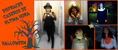 disfraz halloween última hora