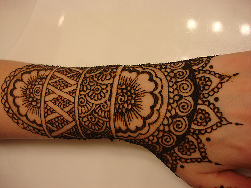 Arabic Mehndi Flower : Funn99!!! funn4every1: beautiful mehndi flower designs hands latest
