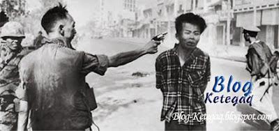 Hukuman mati terhadap tentera Viet Cong