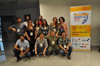 MoodleMootUy 2012 (Uruguay)