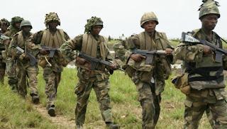 nigerian soilders