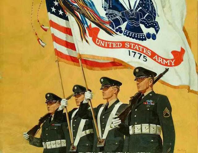 Happy Birthday To The U.S. Army!