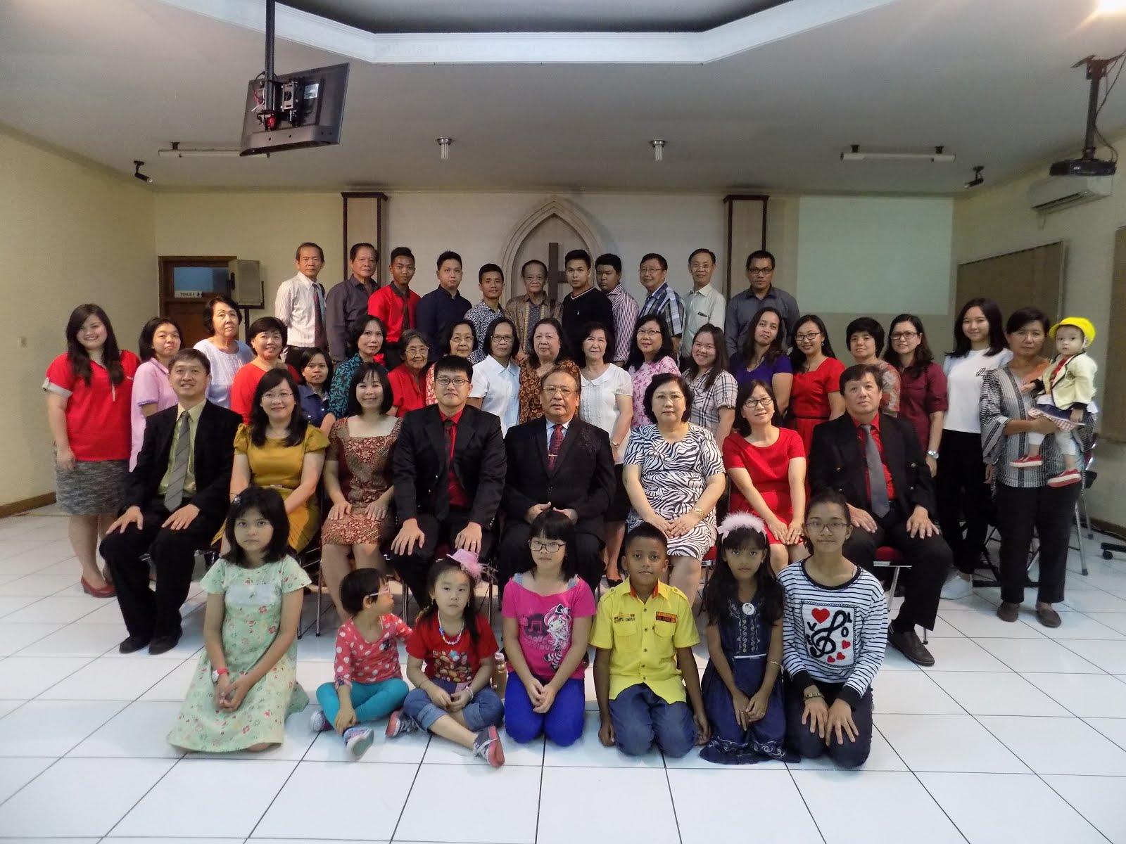 """Keluarga Besar GBI Jemaat """"Immanuel"""""""