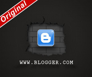Free Download Blogger Blue Crack Wallpaper