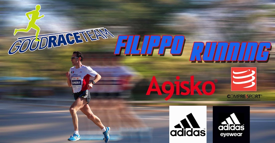 Filippo Running and Much More