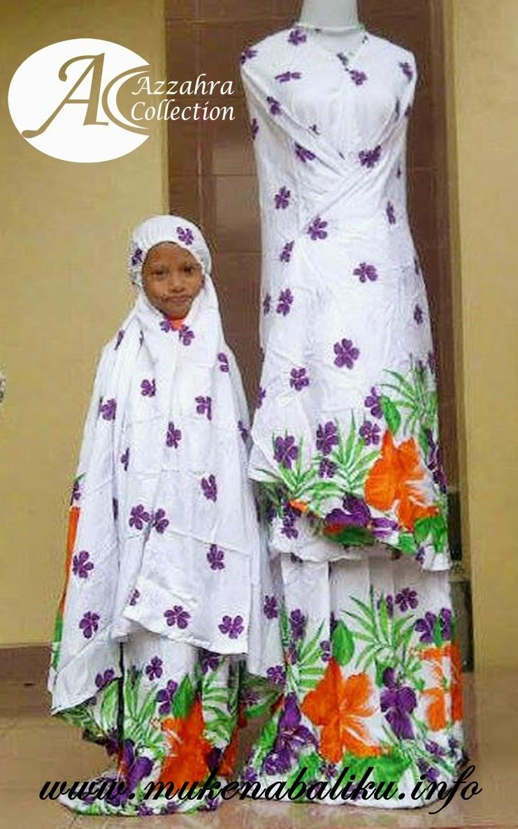Mukena Bali Couple Ibu dan Anak