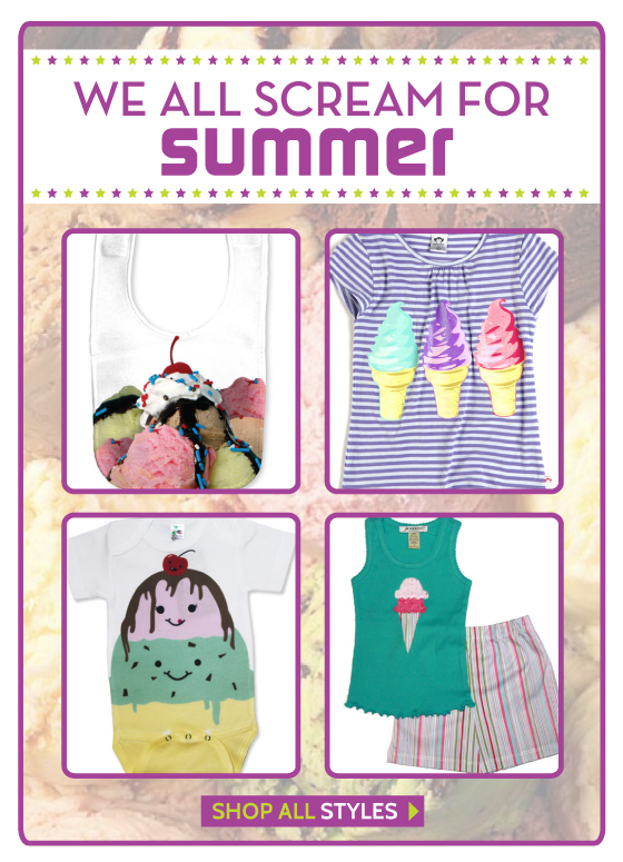 Summer Clothes for Babies and Kids