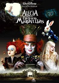 pelicula Alicia en el País de las Maravillas (Alice in Wonderland)
