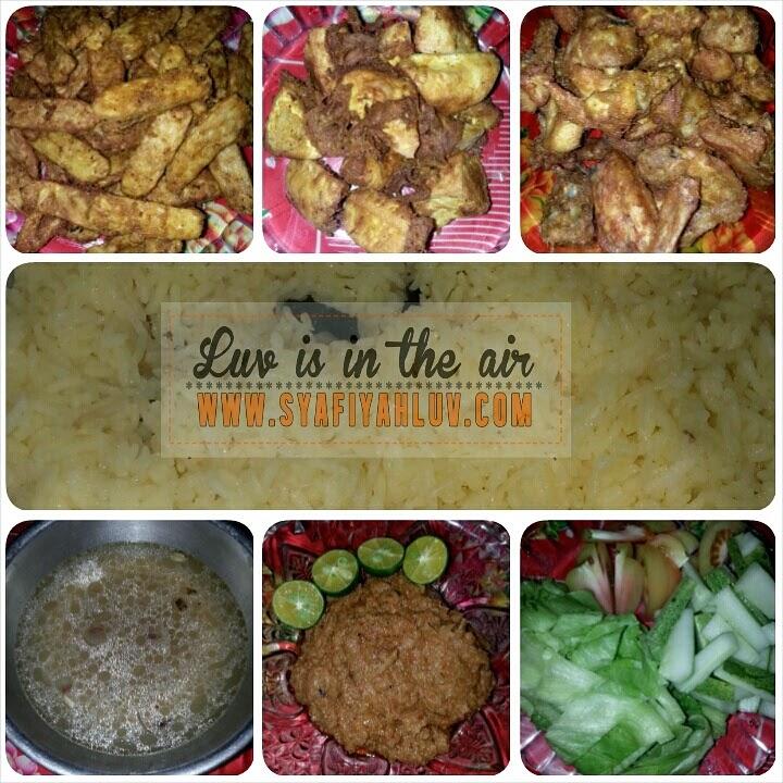 resepi nasi ayam penyet versiku