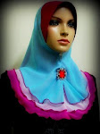 Chiffon 3 layer fareeda