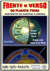 António Caldas - revelando uma verdade oculta, sobre a frente e verso do Planeta Terra.