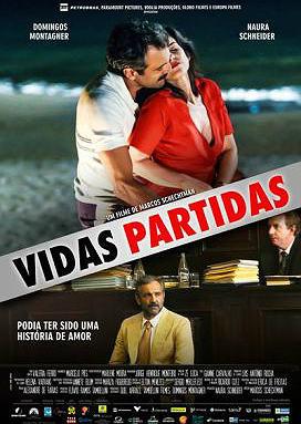 Filme Poster Vidas Partidas