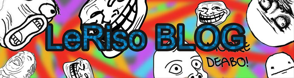 Blog Le Riso