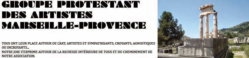 Groupe Protestant des Artistes Marseille-Provence