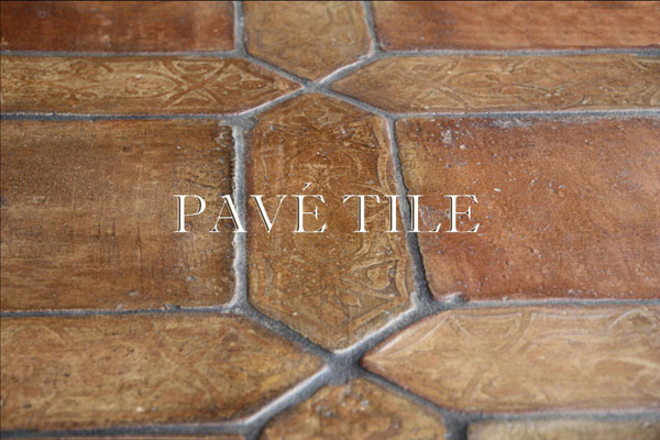Pav Tile 39 S St Tropez French Terra Cotta Tile Flooring