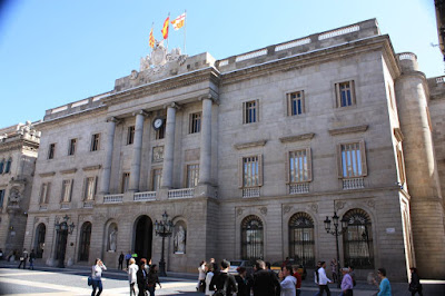 Barcelona City Hall