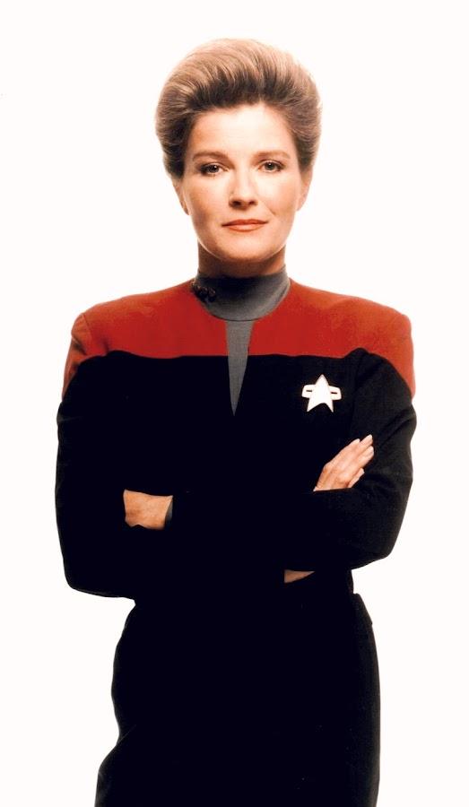 Capitã Kathryn Janeway