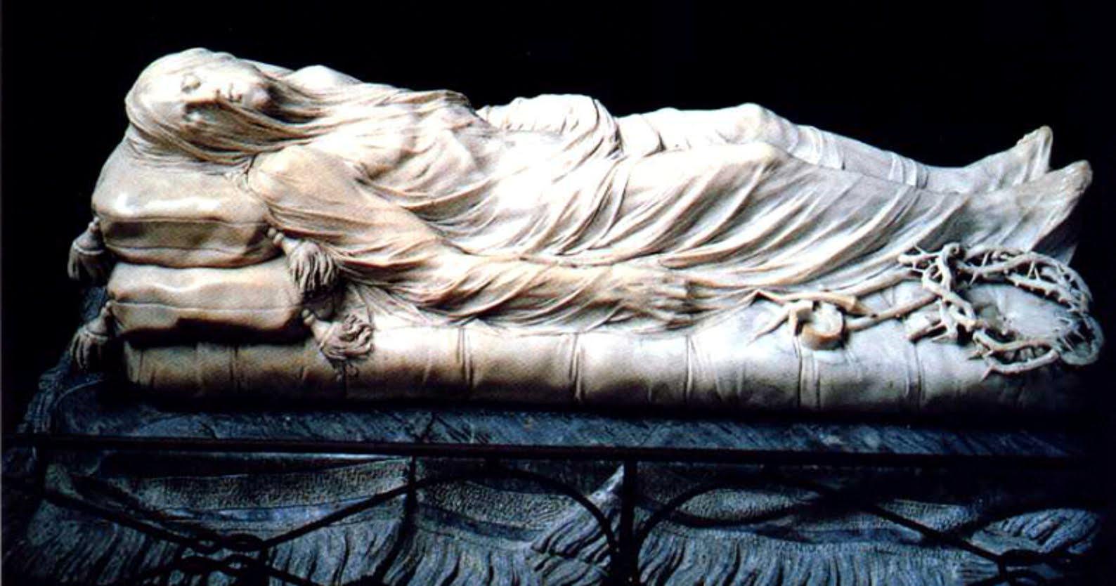 Cristo velato di Giuseppe Sanmartino