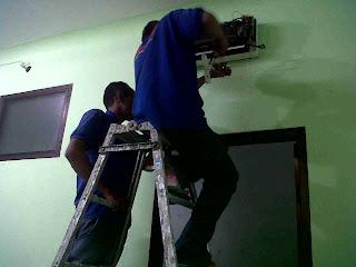 Service ac Perak timur