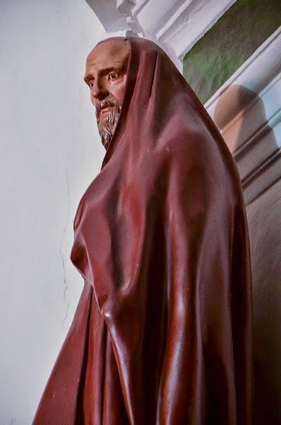 San Joaquín Penáguila Alicante Arturo Serra escultura 7