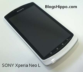 Pros and Cons of SONY Xperia Neo L