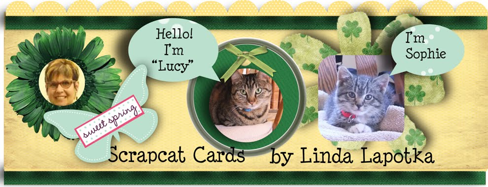 Scrapcat Cards by Linda