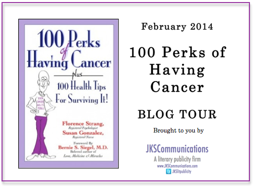 100 Perks of Having Cancer Virtual Tour