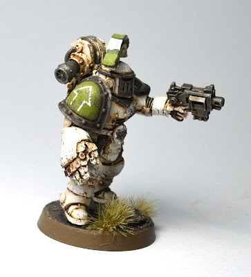 Pre-Heresy Death Guard Astartes