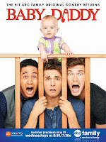 Serie Baby Daddy 6X10