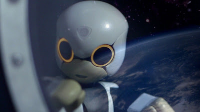 Kirobo: Robot From Toyota That Become Astronaut