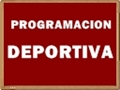 programacion deportiva