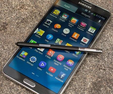 Gambar Samsung Galaxy Note 3