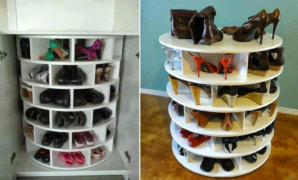 Creativity - Unique Shoe Rack ~ Wikalo My Home Design And Decor