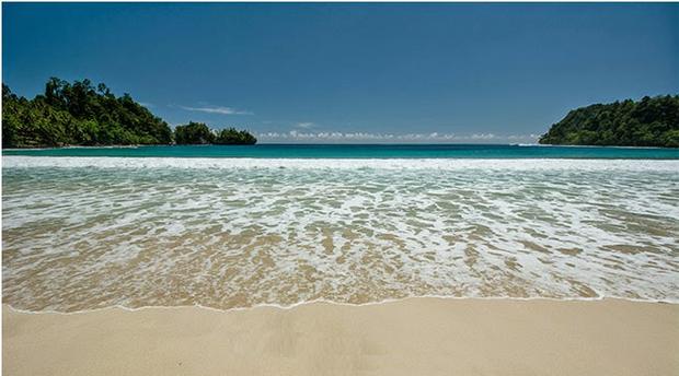 Tanjung Gorango - Wisata Pulau Morotai