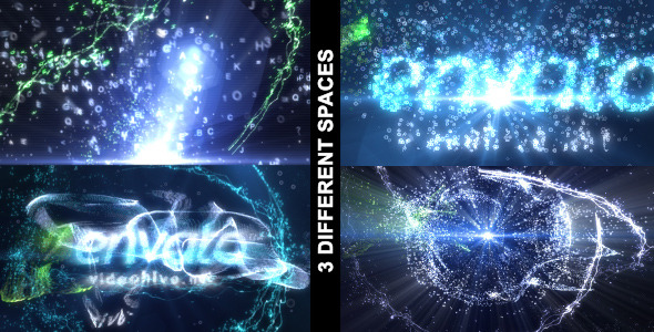 VideoHive Particle Effect vol.3 (3 in 1)