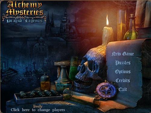 Alchemy Mysteries Prague Legend