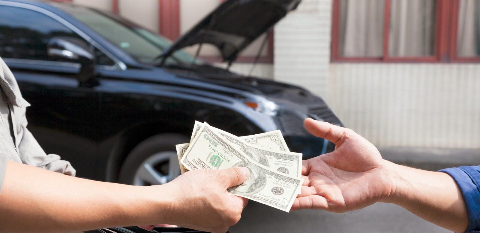 Phải cân nhắc kỹ khi vay mua ô tô